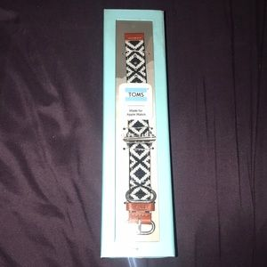 Toms Woven Apple Watch Band 38mm